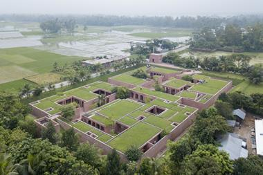 Friendship Centre in Gaibandha, Bangladesh, by architect Kashef Chowdhury / Urbana