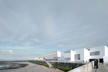 David Chipperfield Architects Turner Rooms proposals