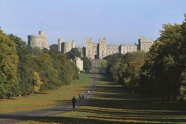 Windsor Castle exterior 2
