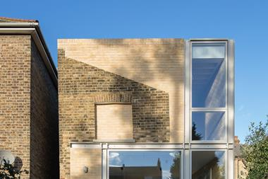 House of Trace, London, Tsuruta Architects