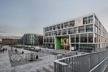 Boroughmuir High School, Edinburgh (£26.3m) - Allan Murray Architects for Children & Families Department, City of Edinburgh Council