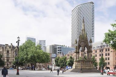 St Michael's by Hodder & Partners - November 2017 incarnation