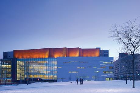 L'Adresse Symphonique, Montreal, Diamond Schmitt.