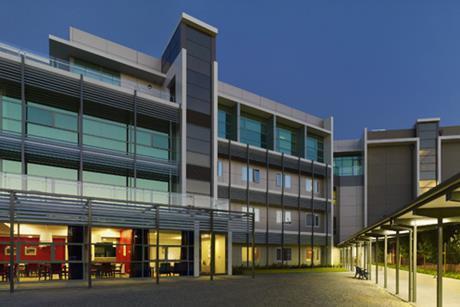 Thomson Adsett's Coppin Centre Residential Aged Care - Melbourne, Victoria, Australia
