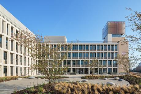 Eric Parry Architects' new headquarters for Cambridge Assessment
