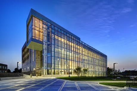 The Mary Idema Pew Library at Grand Valley State University, Michigan, by SHW Group