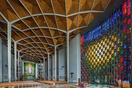 1 coventry cathedral interior, west midlands, uk   diliff