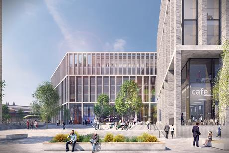 UoB New Campus by Feilden Clegg Bradley Studios