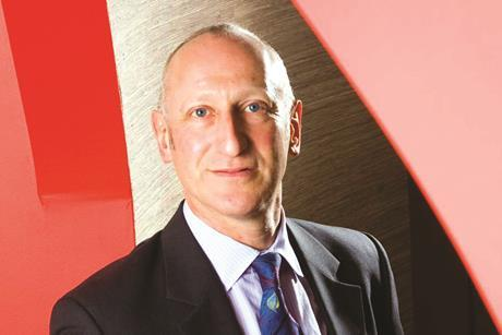 Harry Rich, former RIBA chief executive