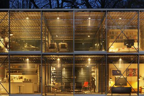 Hopkins House by Michael and Patty Hopkins