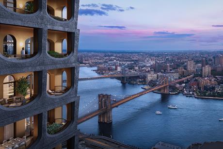 Adjaye Associates' 130 William in lower Manhattan