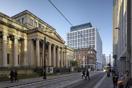 Manchester: 2 St Peter's Square, by SimpsonHaugh