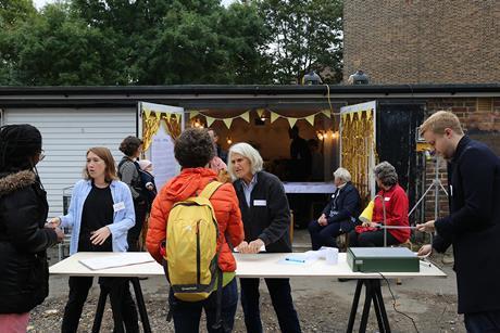 London CLT workshop
