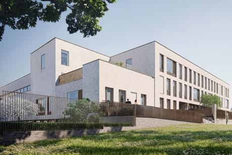 Penoyre & Prasad's approved proposals for Barlby New Schools in west London