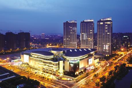 Callison's MixC retail center in Hangzhou