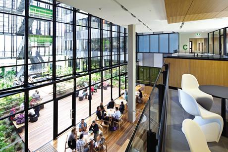 The Ecosciences Precinct in Brisbane, Australia
