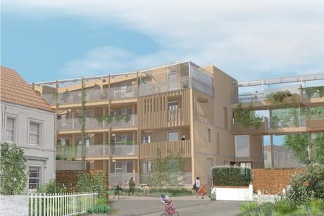 Church Grove Lewisham - Architype for RUSS