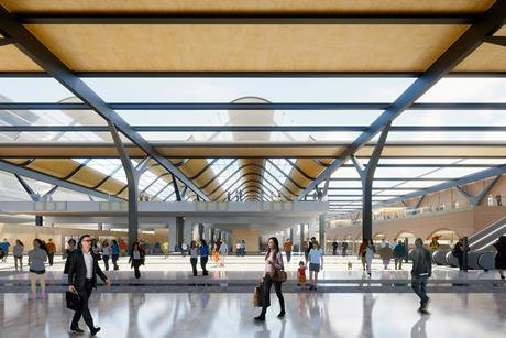 Inside a revamped Manchester Piccadilly Station