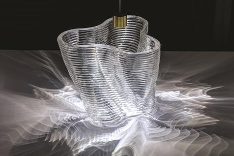 3d printed glass