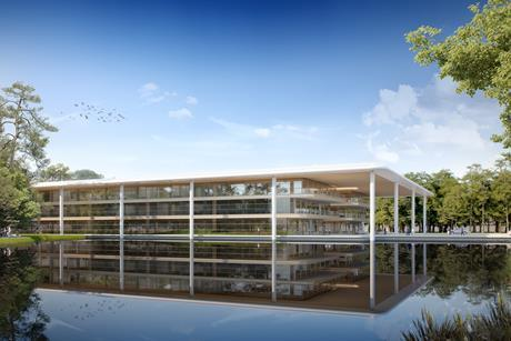 Foster & Partners' PGA Tour golf HQ in Florida