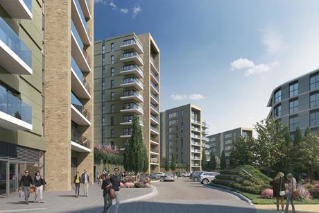 Broadway Malyan's proposals for Green Park Village in Reading