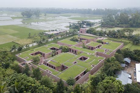 Friendship Centre in Gaibandha, Bangladesh, by architect Kashef Chowdhury / Urbana
