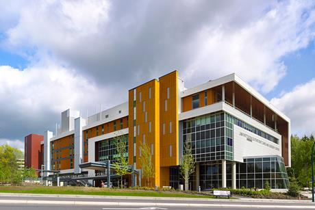 Jim Pattison Outpatient Care and Surgery Centre, Surrey, BC