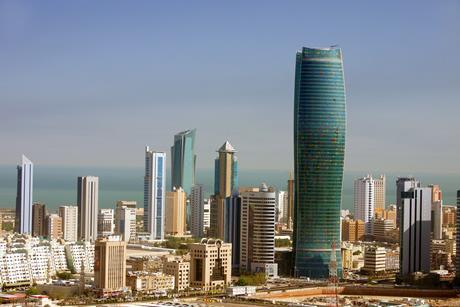 Dar SSH International's United Tower in the Sharq district of Kuwait City.
