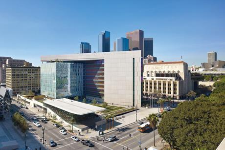 Aecom's LAPD building