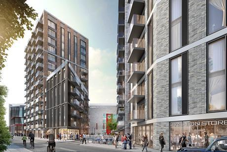 Broadway Malyan Brentford homes