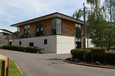The  RSPCA's Old Windsor Centre