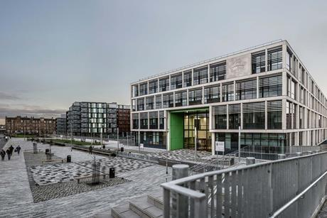 Boroughmuir High School, Edinburgh (£26.3m) - Allan Murray Architects for Children & Families Department, City of Edinburgh Council