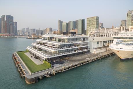 Ocean terminal 2