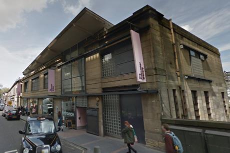 The Fruitmarket Gallery in Edinburgh