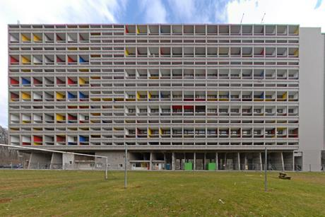Le corbusier briey exterior