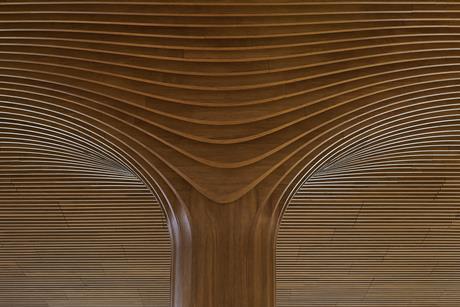 Zaha Hadid's CityLife Milan shopping centre