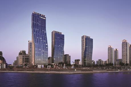 HOK, New Songdo, South Korea
