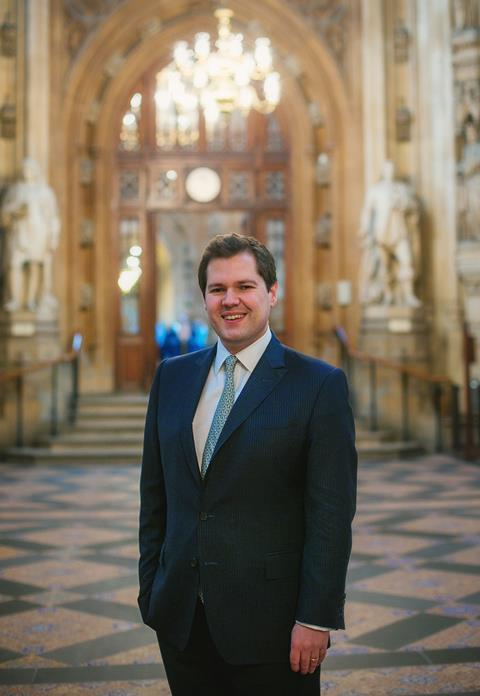Housing minister Robert Jenrick