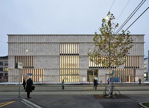 David Chipperfield Architects – Kunsthaus Zürich 1