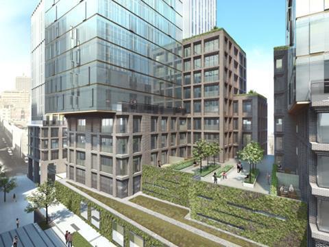 Simpson Haugh Leeds build to rent
