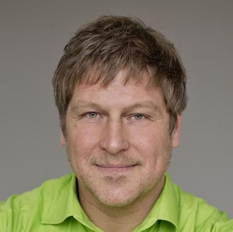 Stephen Barrett, new partner at RSHP