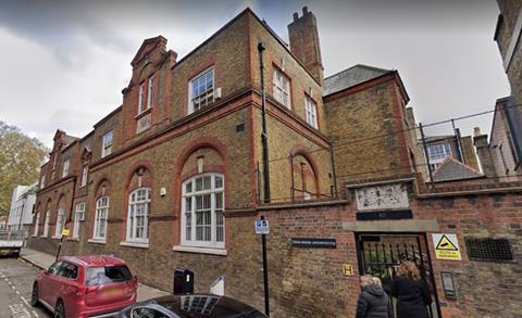 Zaha Hadid HQ 10 Bowling Green Ln - Google Maps