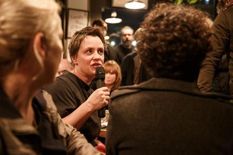 Annalie Riches at housing Negroni Talk Nov 19 (low res) (59 of 76) Pic by Luke O'Donovan
