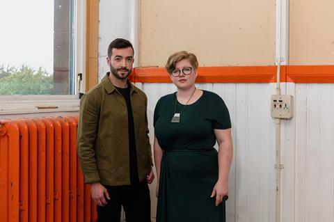 New Practice directors Marc Cairns and Becca Thomas