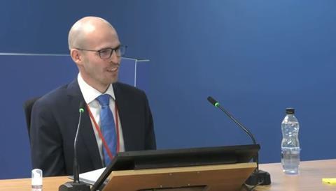 Andrew McQuatt of consultant Max Fordham