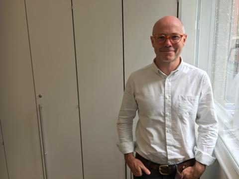 Colm Lacey, Brick by Brick CEO