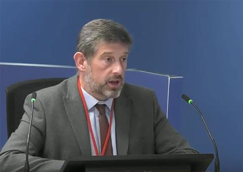 Adrian Pargeter Kingspan Evidence - Wednesday 10th December 2020