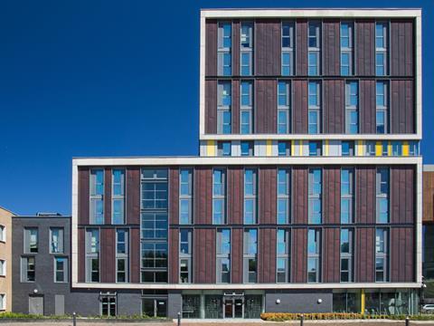 Imperial White City - Aukett Swanke Molecular Science Research Hub