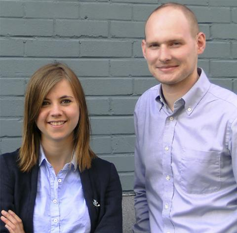 YAYA winners_Office S and M_Catrina Stewart and Hugh McEwen_ Young Architect of the Year Award