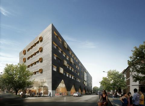 Adjaye Associates designs Cardiff Uni hub | News | Building